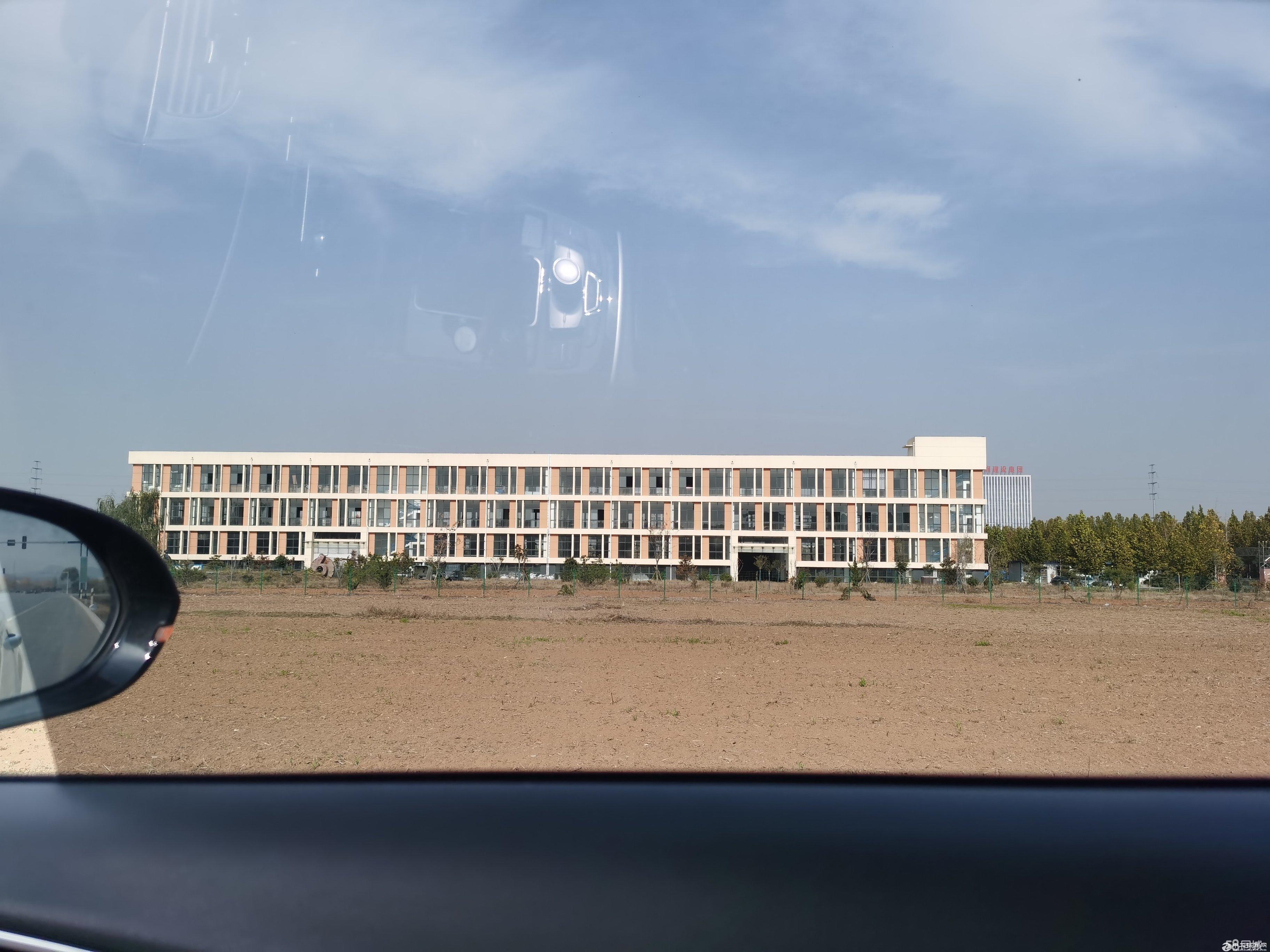 泰安肥城标准化厂房出租
