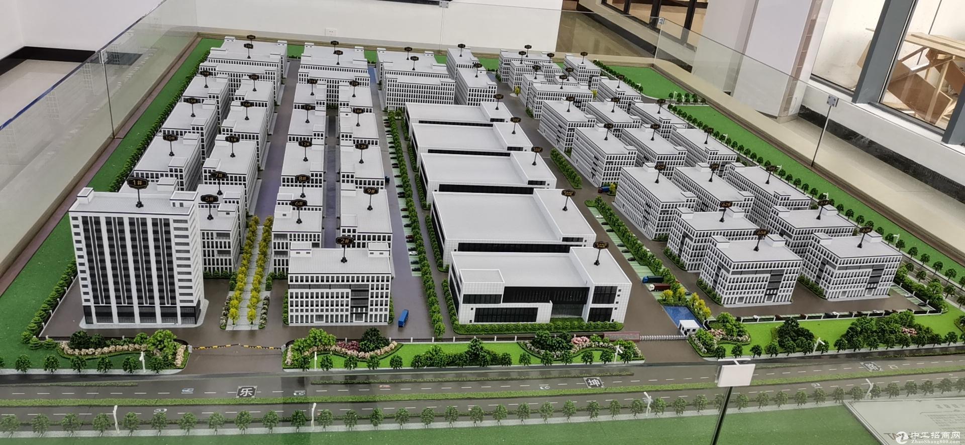出售5层生产厂房、办公、研发楼(独栋/双拼,可分层出售)
