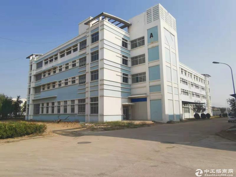 青岛胶南临港工业园4层厂房转让