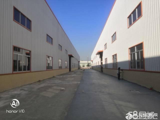中山市南朗工业基地单一层18800平方 高10米