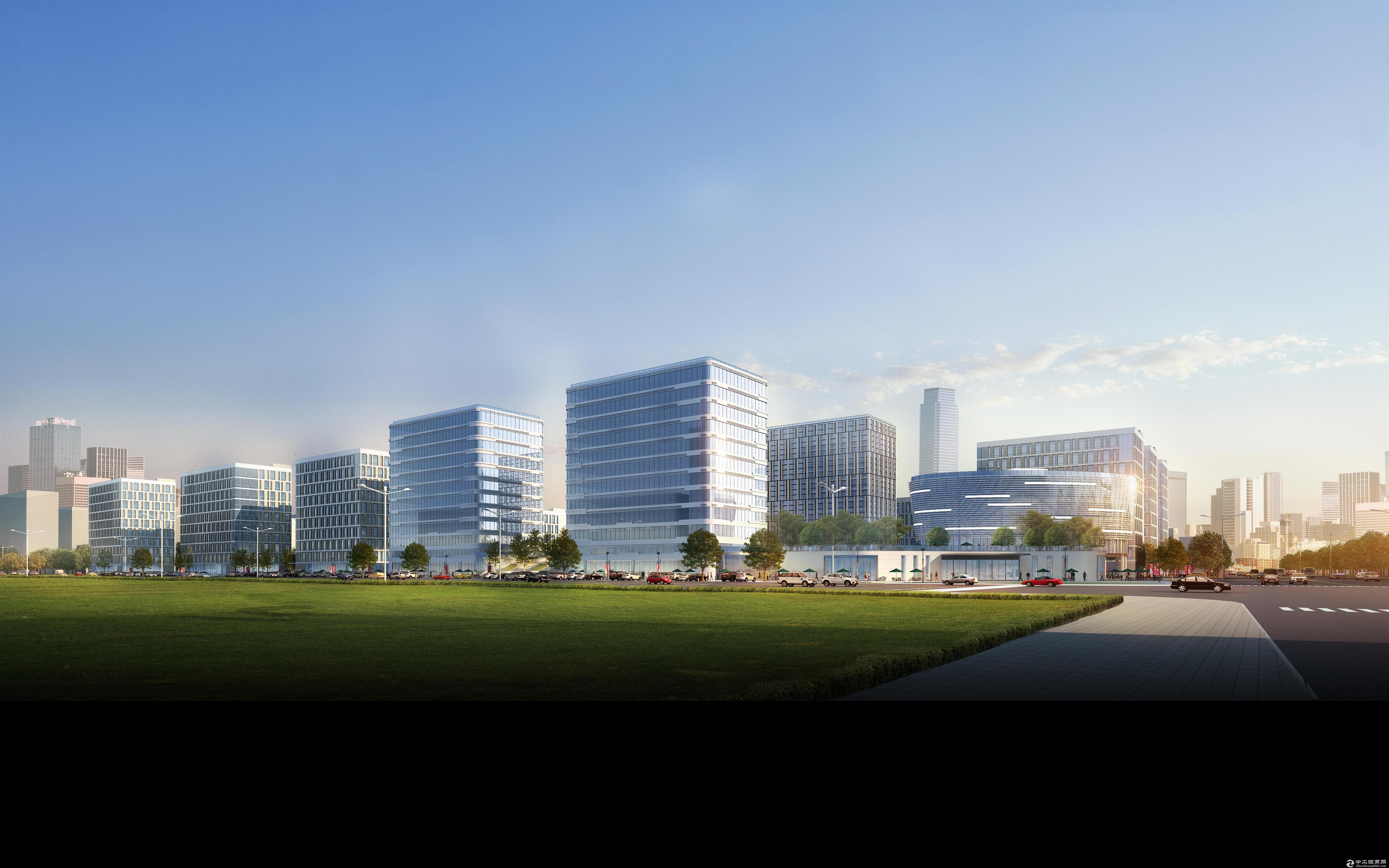杭州医疗港小镇 厂房招租 全新厂房 价格合适 配套齐全-图2