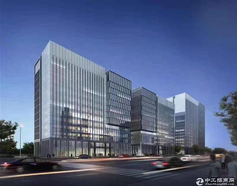 出售长清区大学城文创产业园准现房50年大产权,可贷款。-图3
