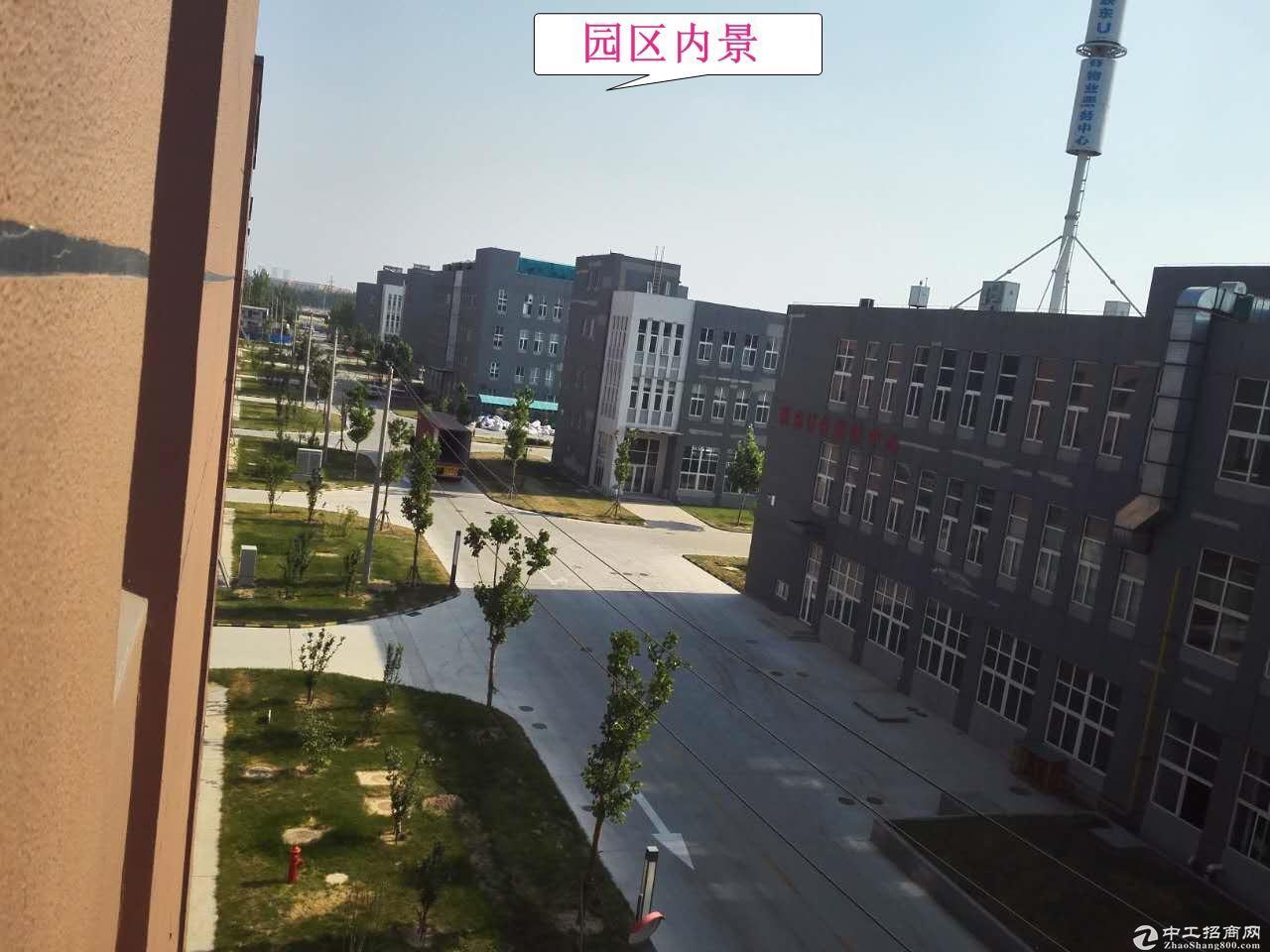 【北辰联东U谷】第四期厂房开盘在即,50年大产权,有独立房本-图3