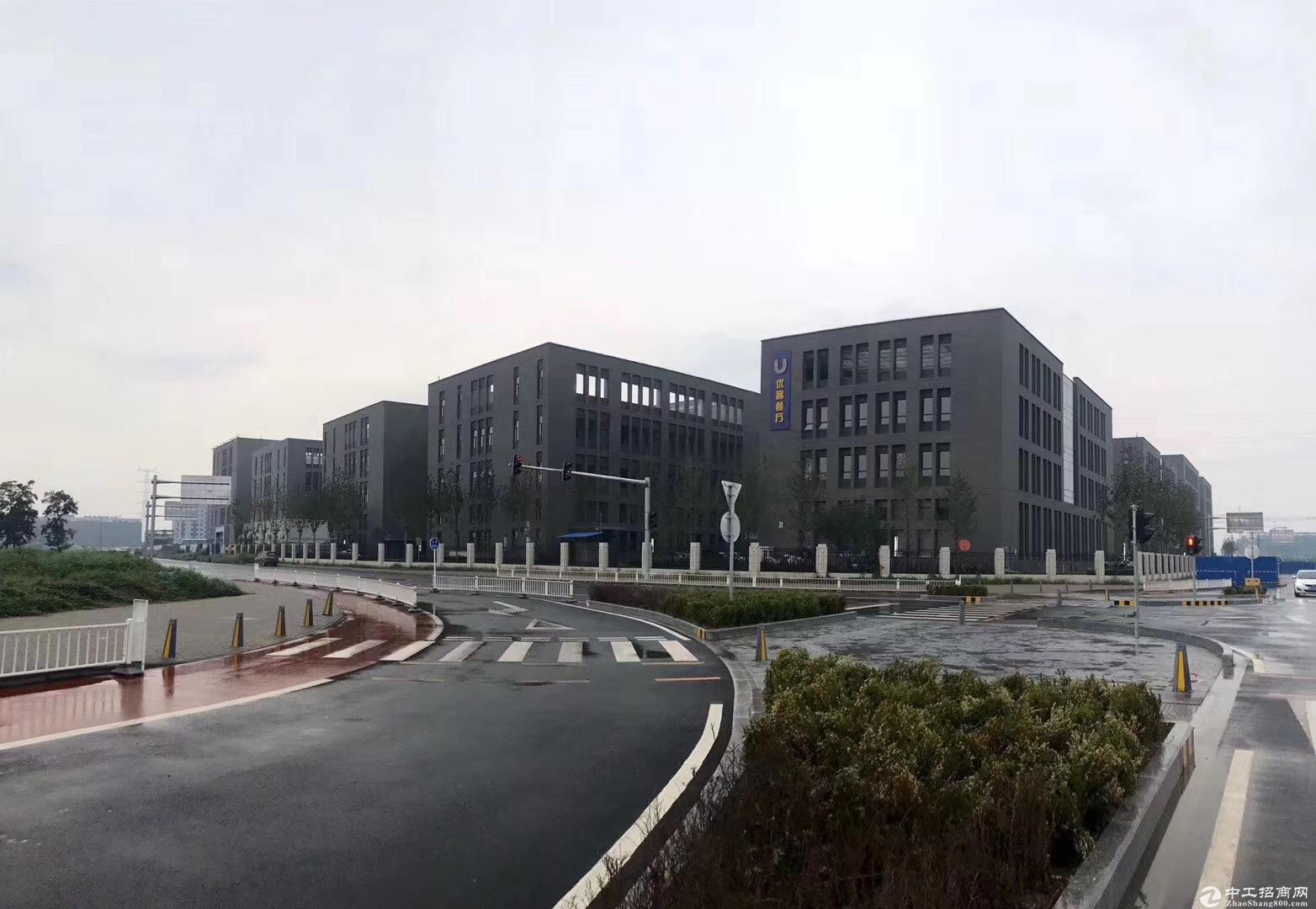 中关村生物医药园 四大产业集聚 整栋研发厂房 3000平米起