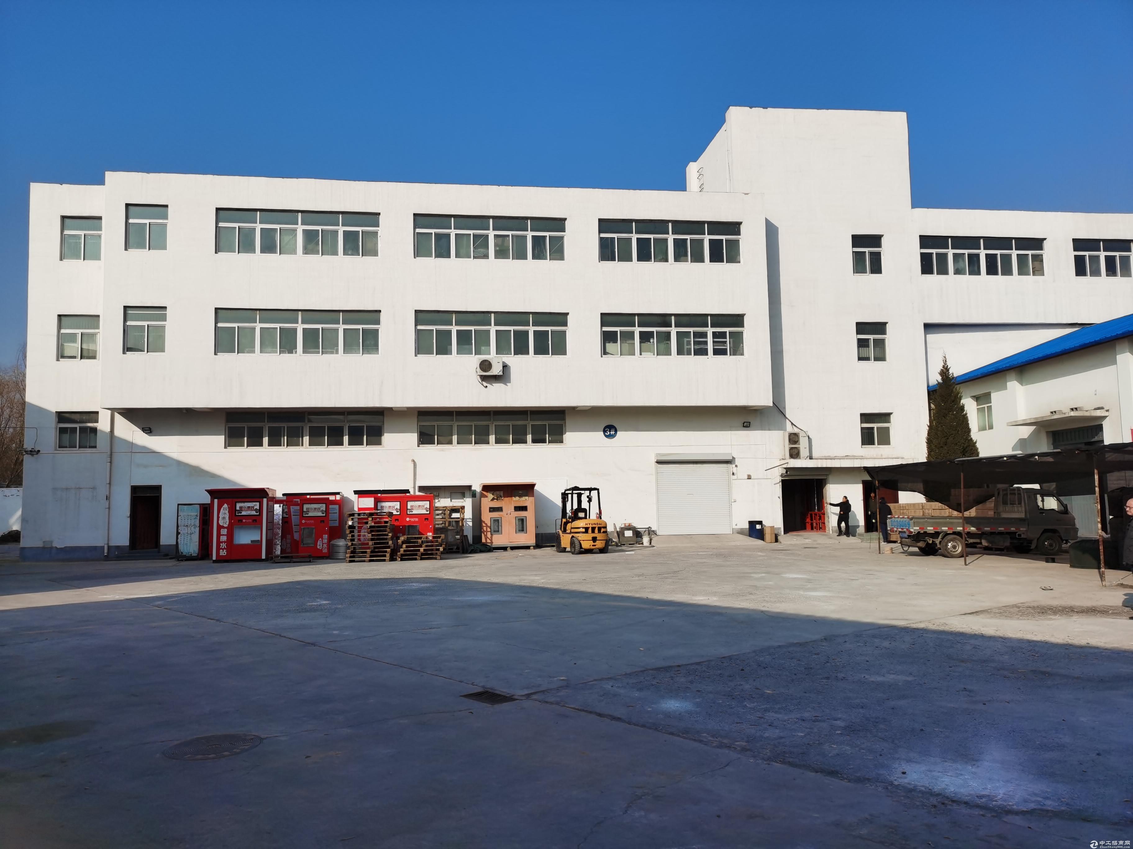 良乡经济开发区整栋标准厂房出租