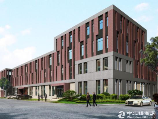 萧山经开区全新厂房在售,50年产权,面积自由组合,配套齐全