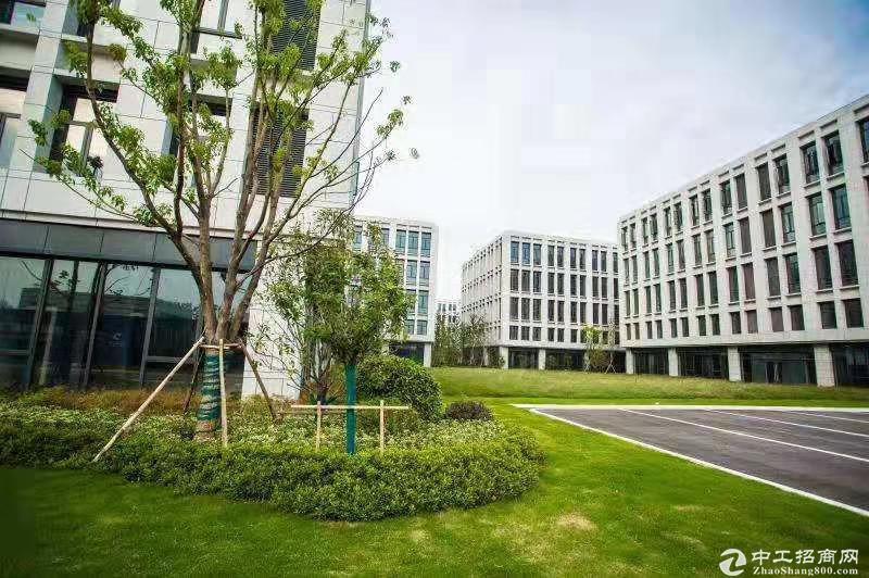 张家港500至5000平米产业园独栋产权一手厂房