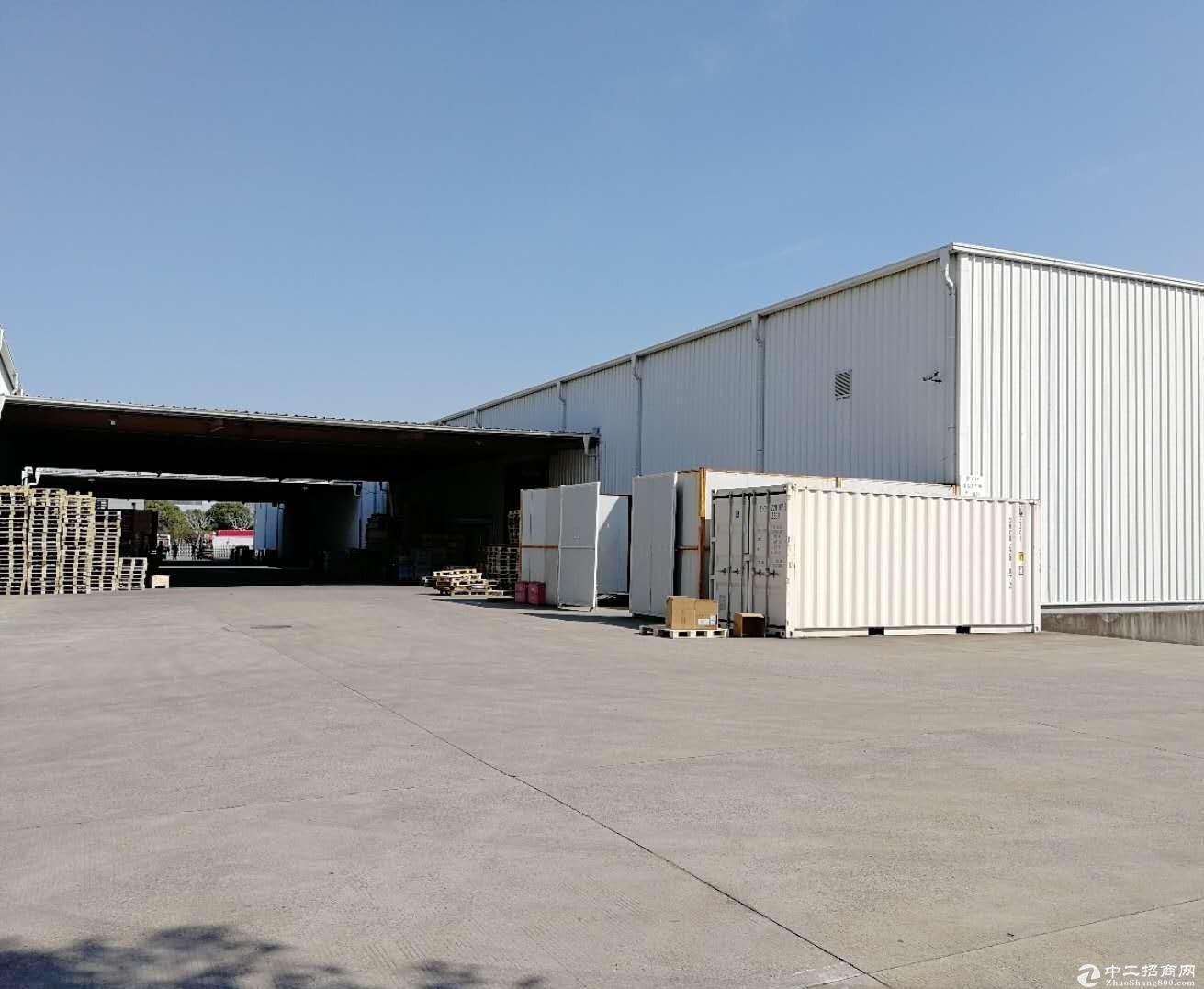 金桥地区单层厂房 8000平一手大房东交通方便 近九号线地铁站-图4