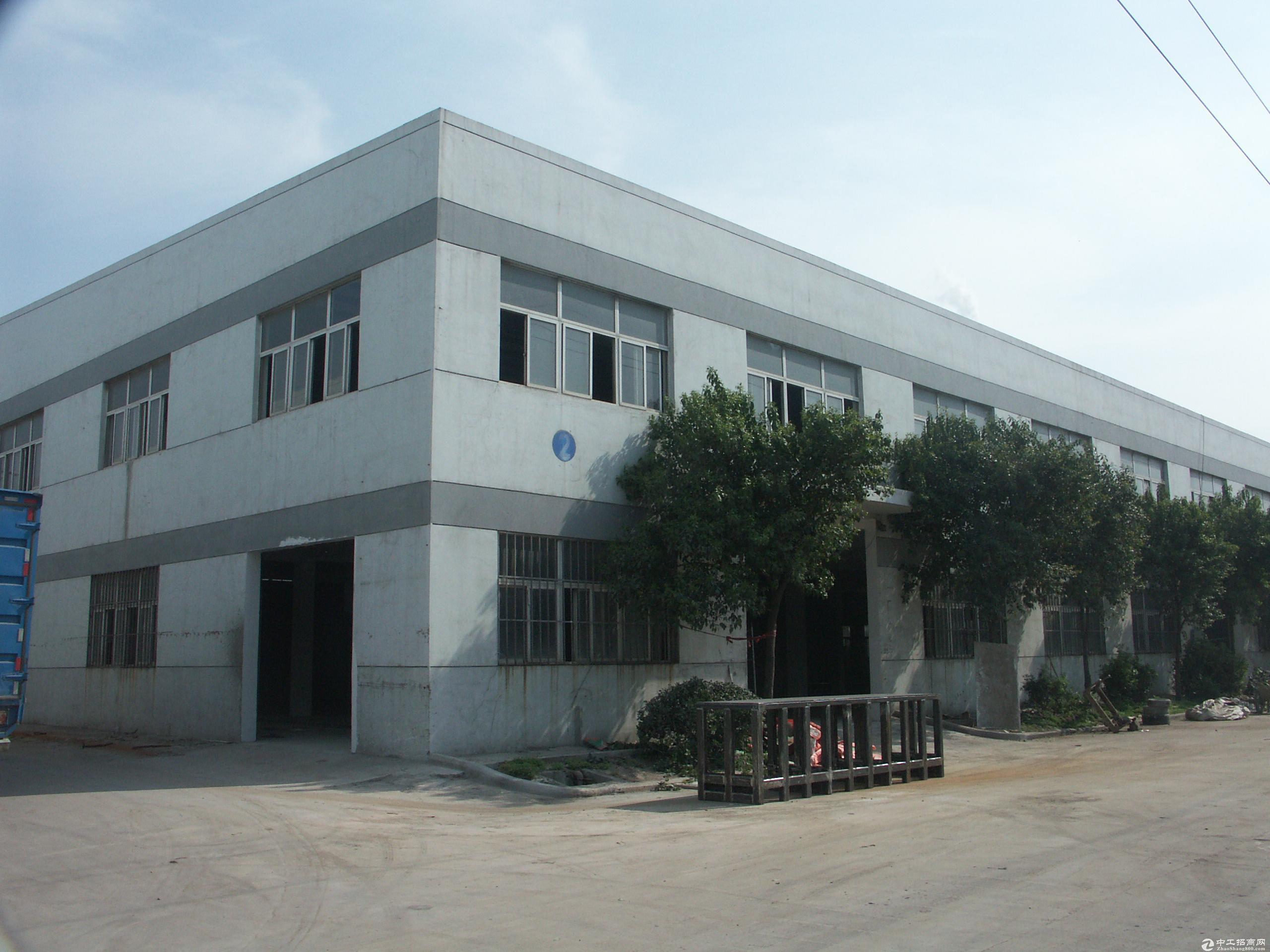 南京新港开发区二楼580平米厂库图片1