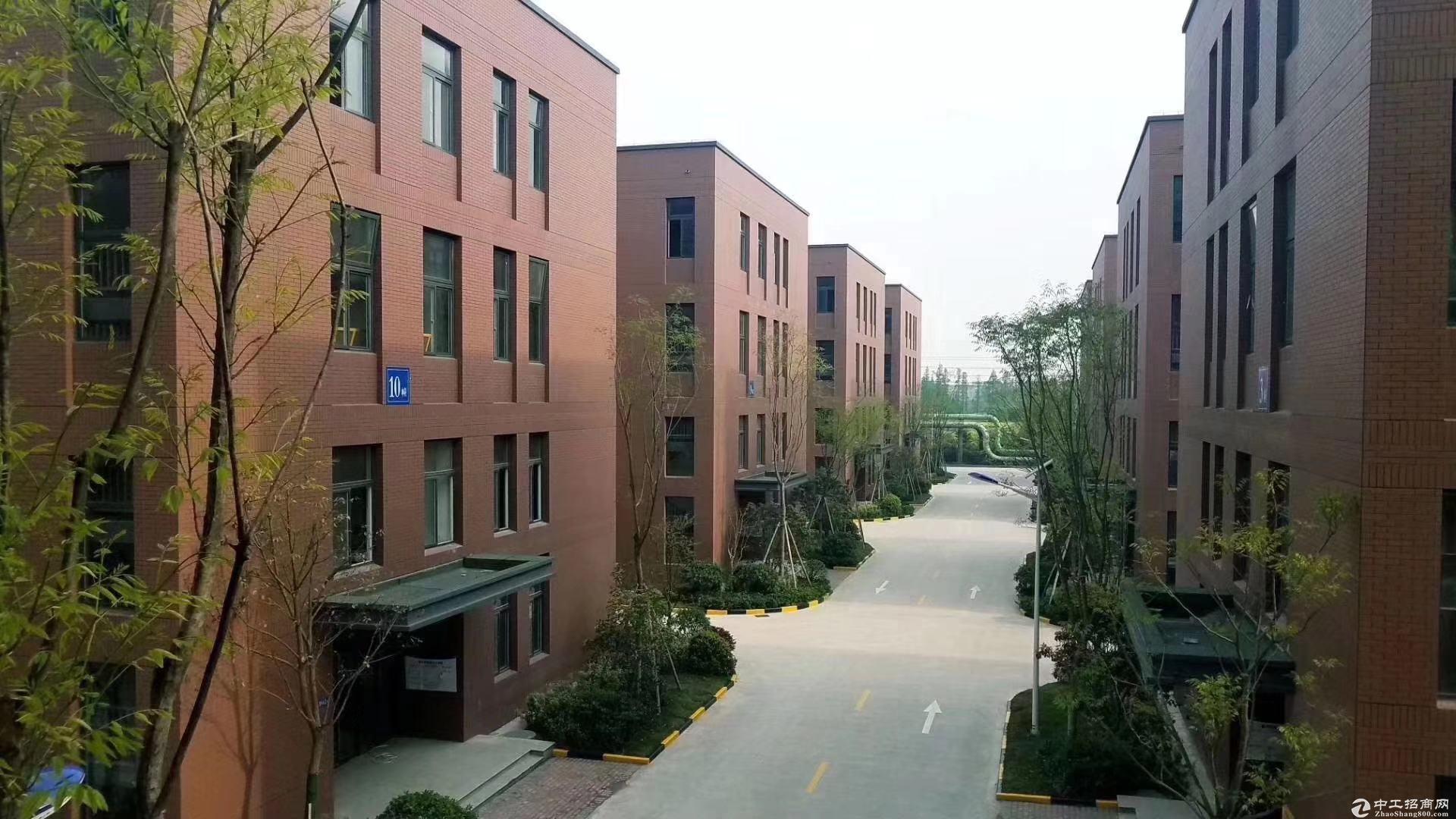 开发商出售工业厂房,联东鄞工智能制造产业园,首开