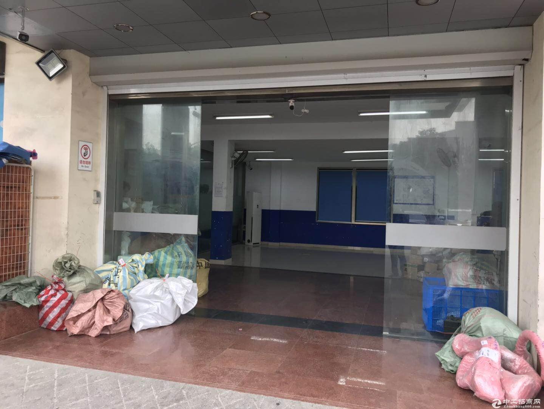 13号地铁张江路一楼独立带院子厂房仓库出租