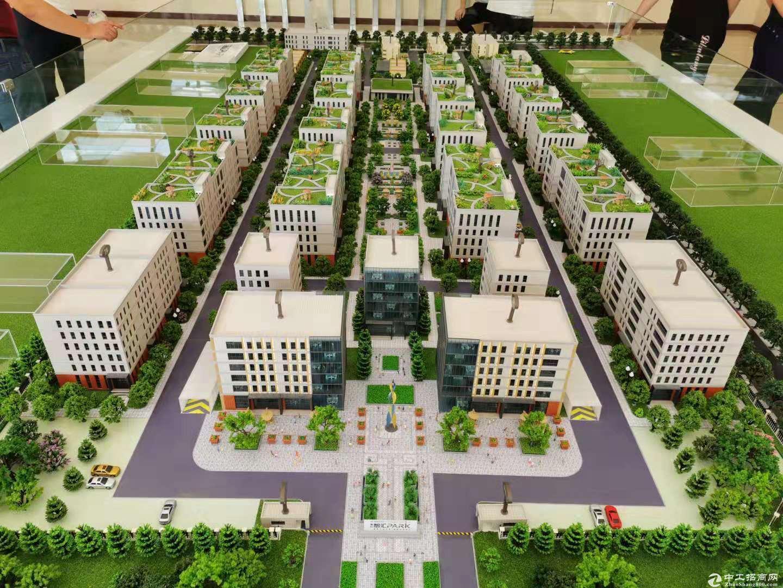 售隆达智汇PARK科技产业园 300-6000独立厂房办公楼有房本,