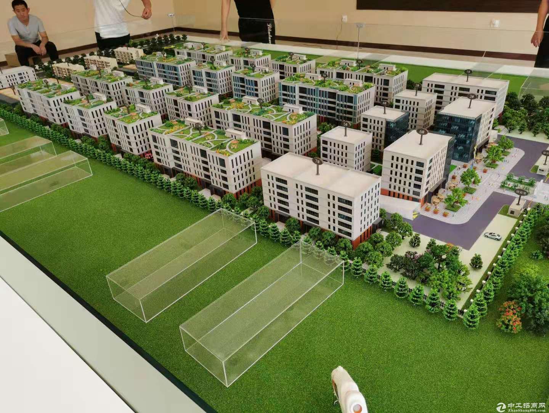 售隆达智汇PARK科技产业园 300-6000独立厂房办公楼有房本,图片5