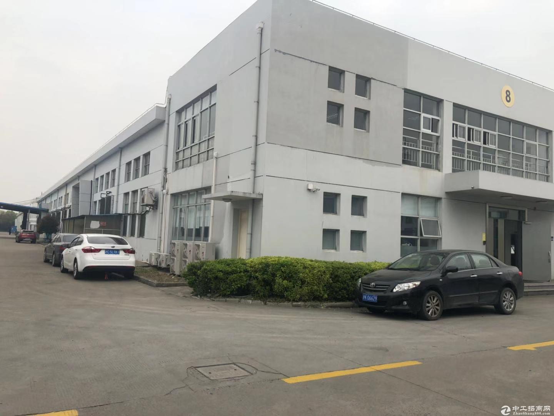 松江一手厂房出售面积500-5000㎡