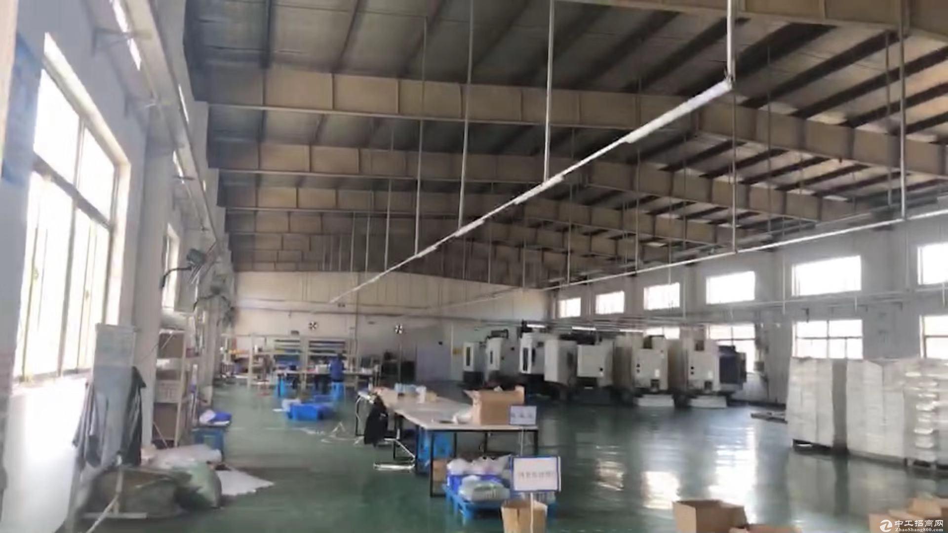 佘山独门独院单层标准厂房出租