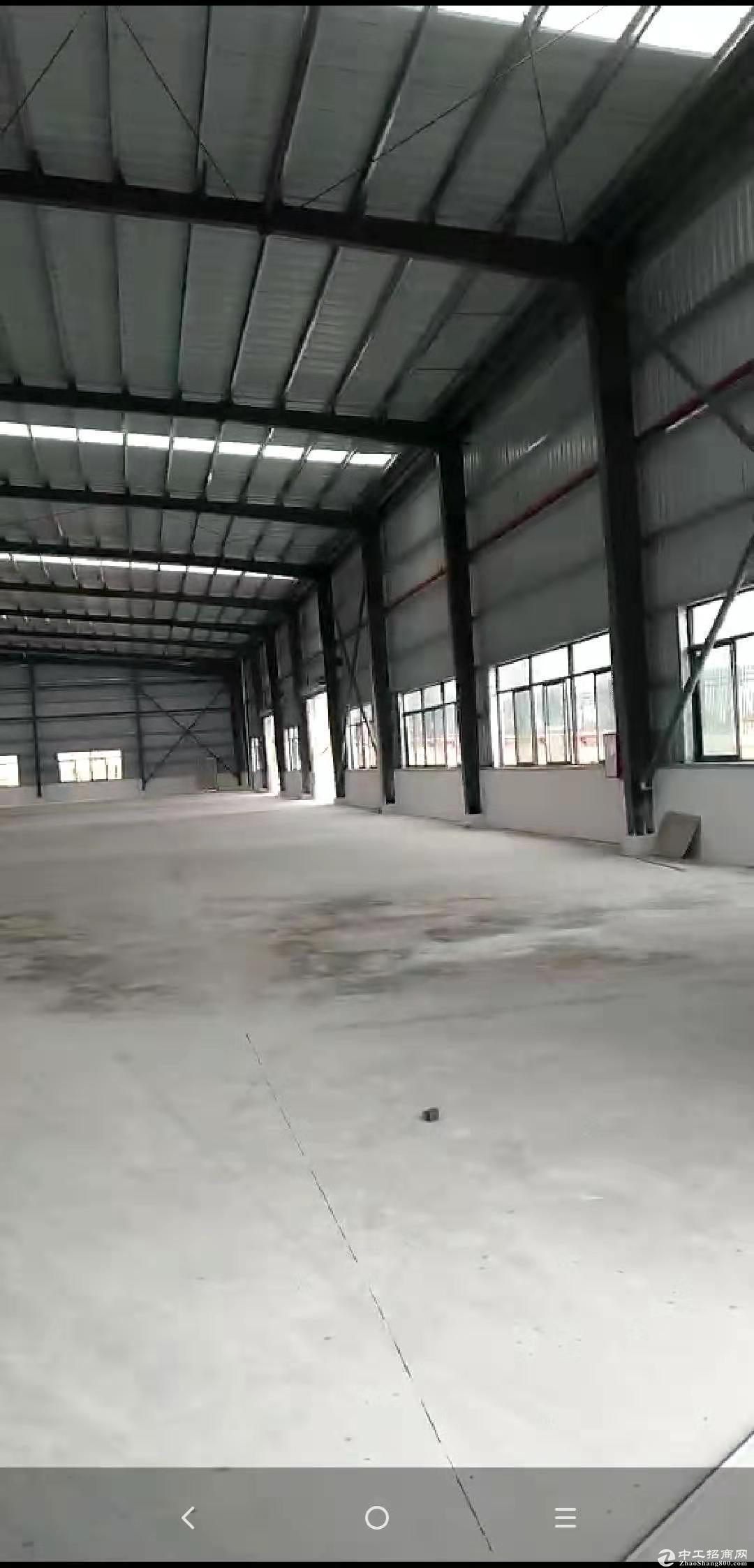 工业园园区内6000平方厂房出租