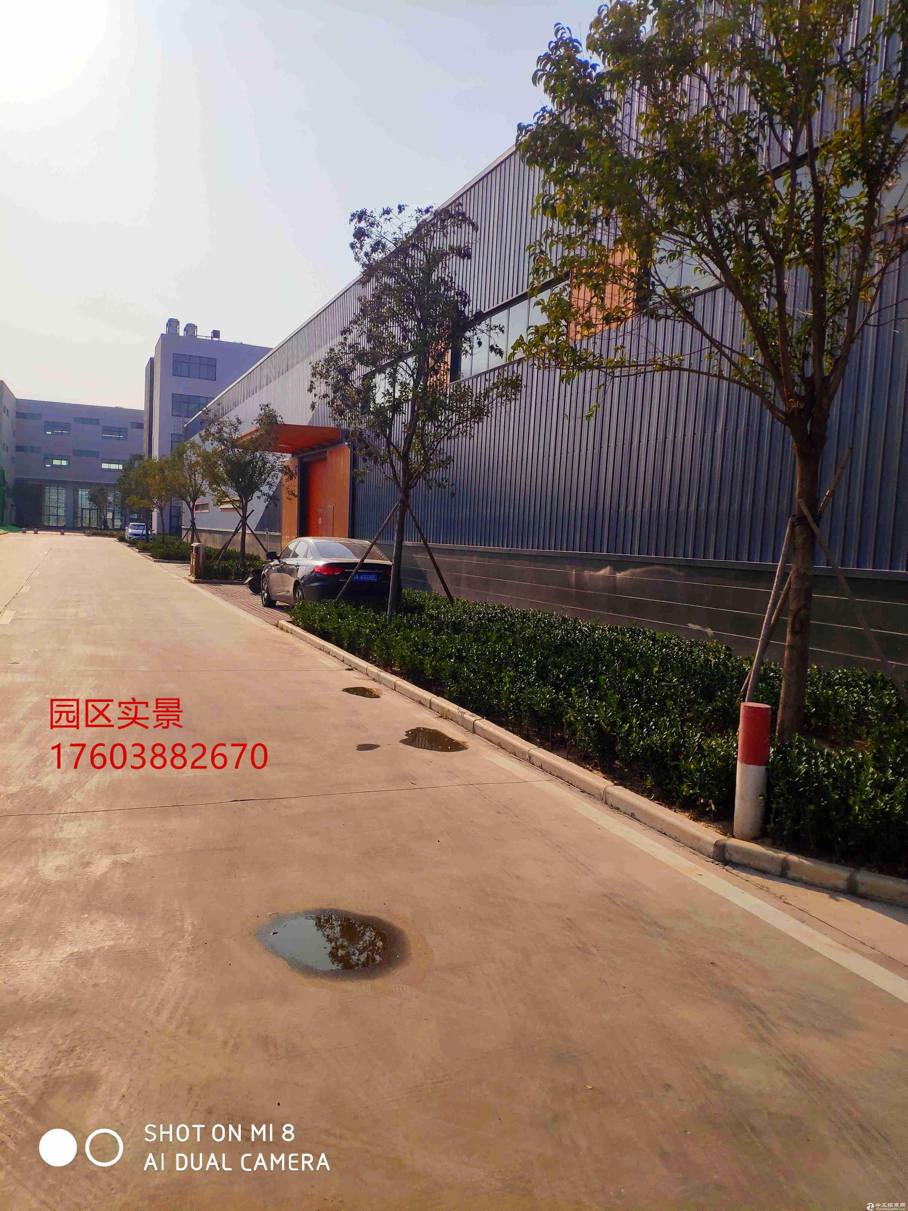 500-3000平厂房出售 可生产可环评可贷款 周边配套齐全-图5