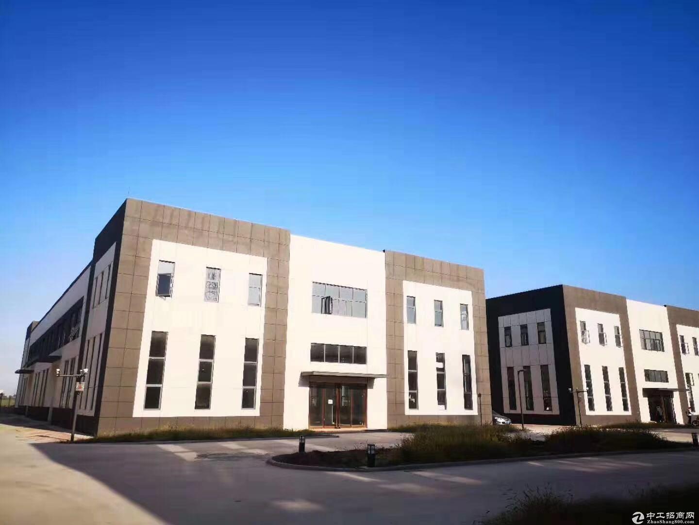 正规工业园区面积900至3000平 单层厂房