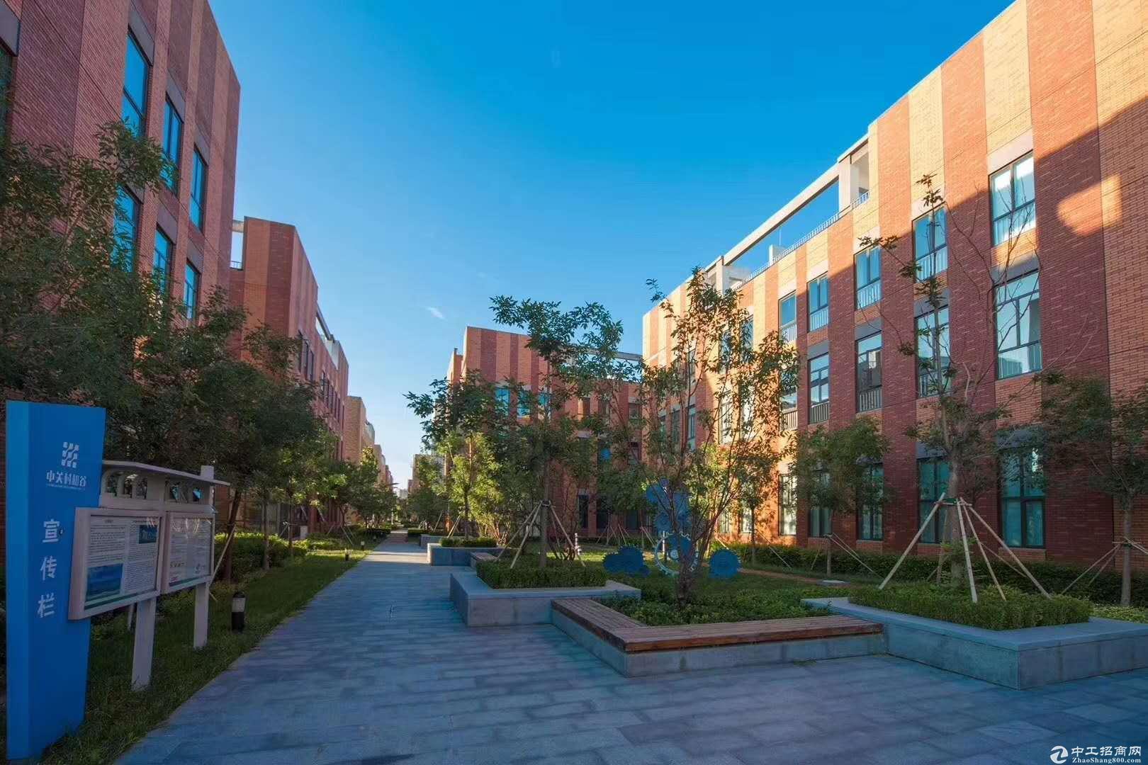 开发商直售招商隆基泰和涿州产业园 厂房独栋 7.2挑高