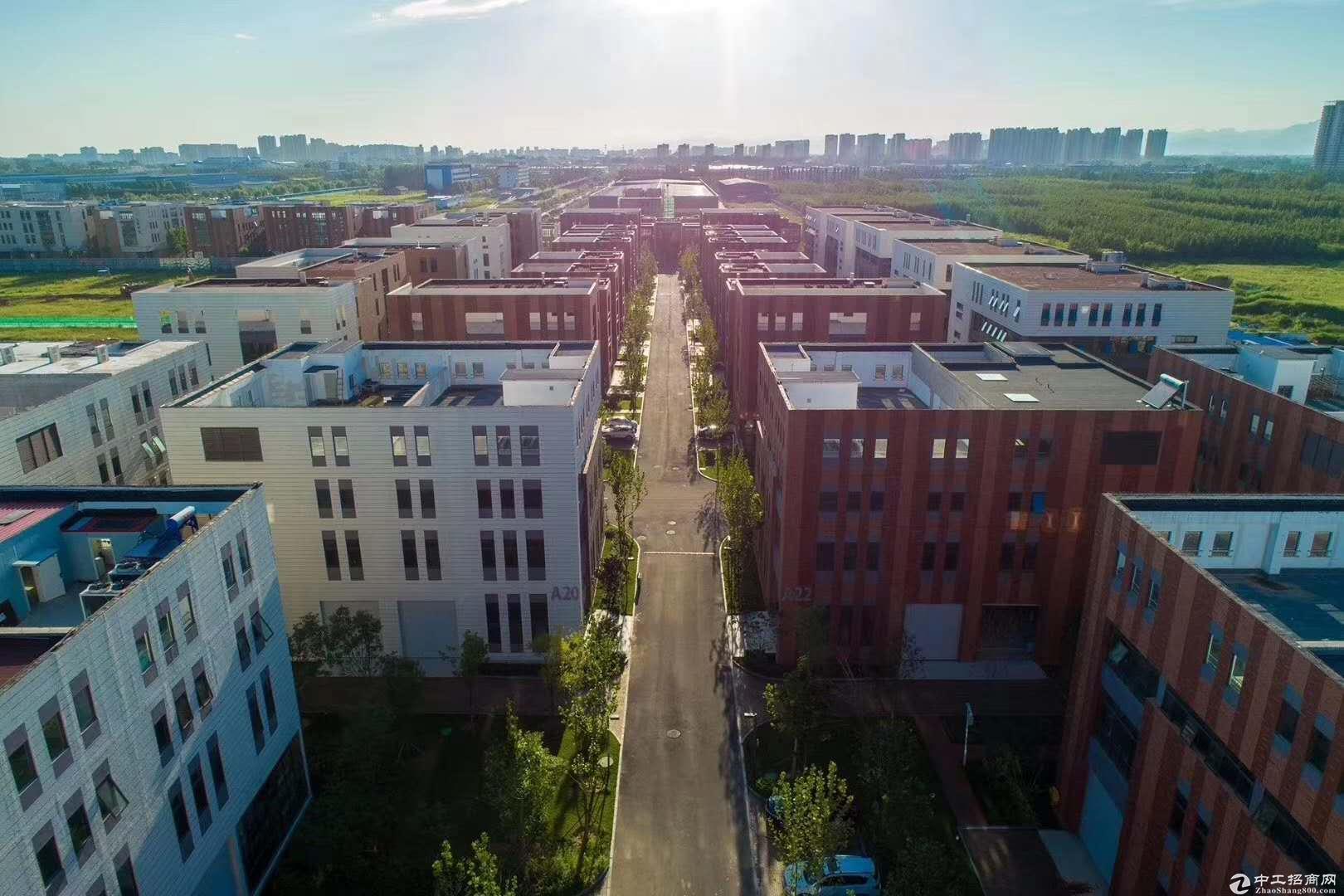 涿州产业园厂房出租出售 可立项 环评松