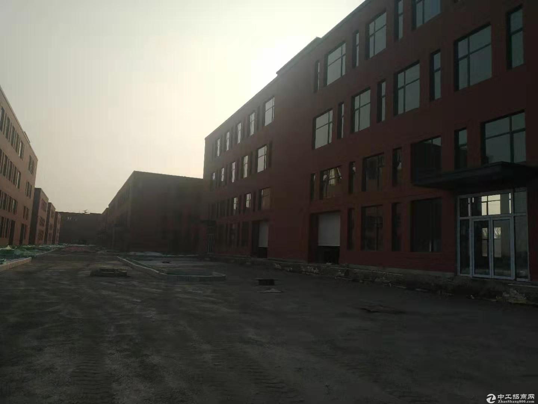 房山厂房出租,可环评生产,正规园区,手续齐全!