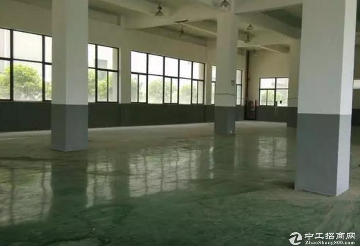 北蔡康桥近中环一楼1000平厂房仓库出租