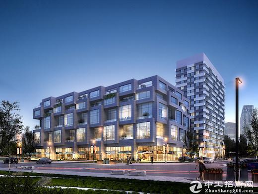 西安高新区 锦业路 121-8000平绿色办公科研
