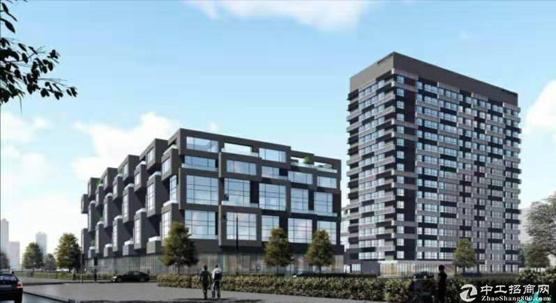 高新区锦业1路层高7米120-2000平办公 环评已过