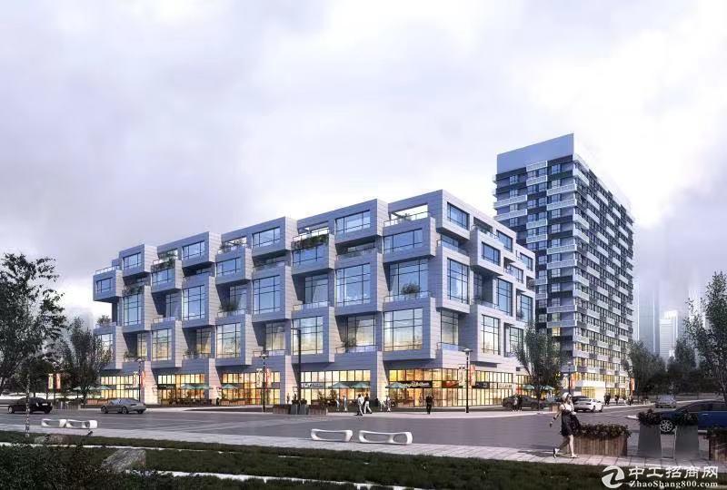 西安高新锦业路 标准化厂房121-8000平 办公研发