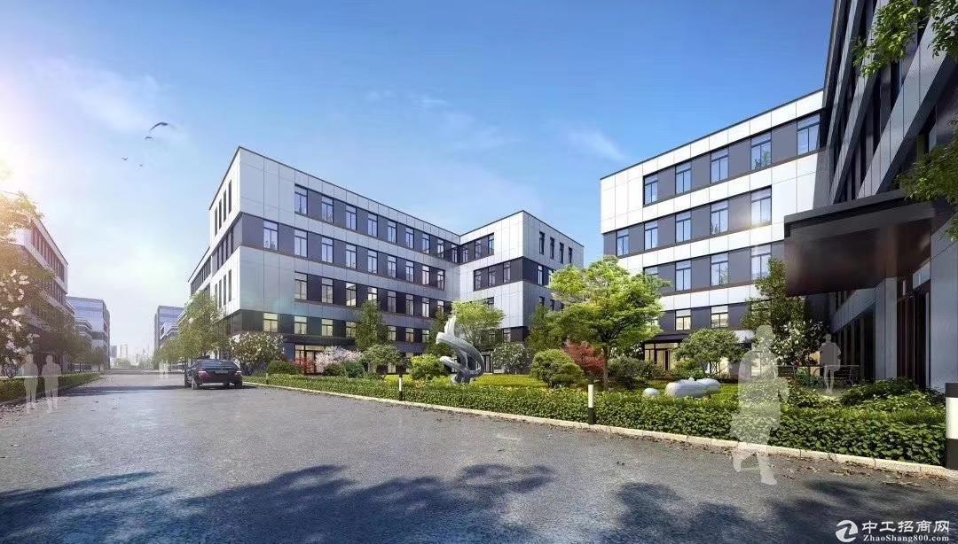 吴中区1300至3500平标准厂房出售 中环西线子胥高架旁 低首付