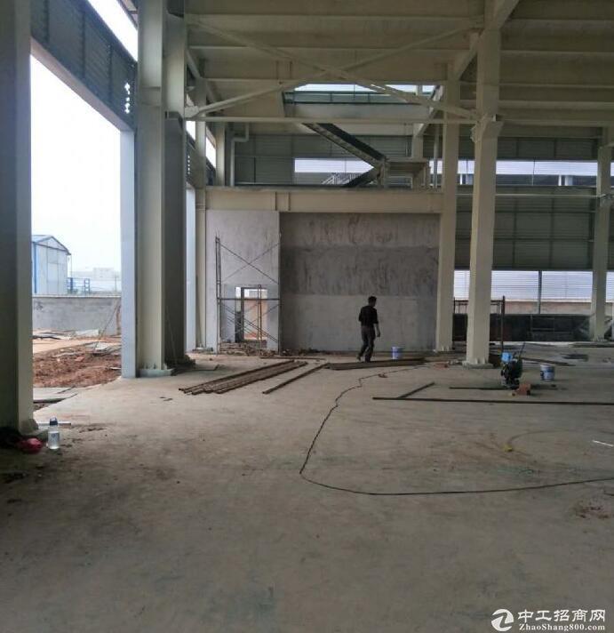 榔梨工业园标准钢架结构厂房