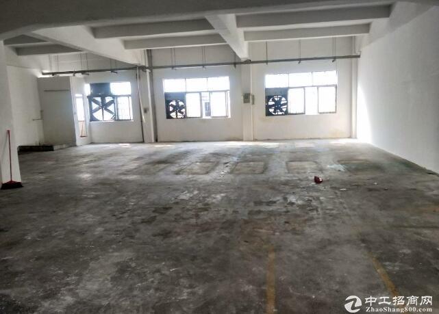 星沙附近新出二楼550平厂房招租