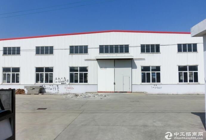 非中介,全新框架厂房出售,层高8米,可架行车