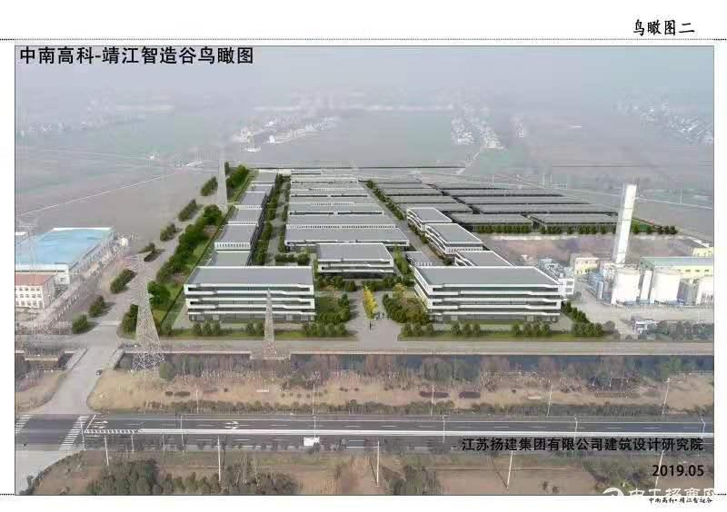 靖江单层钢构,国土50年厂房,800-6000平,