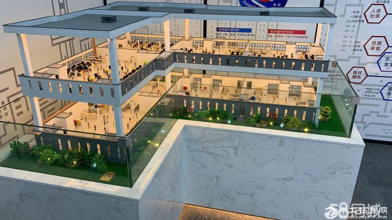 50年产权证,2层、3层标准厂房,打造合肥企业集聚-图3
