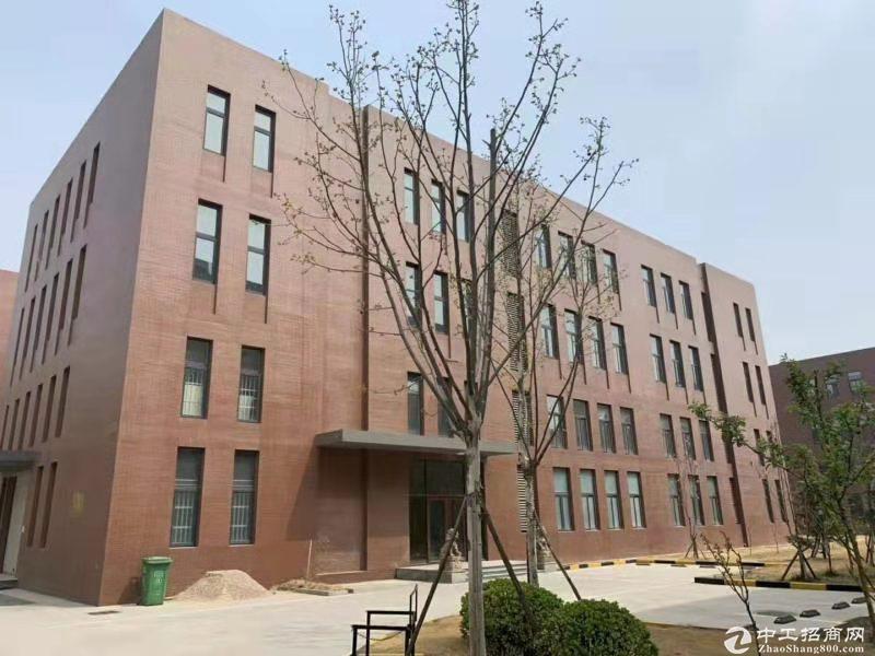青岛胶州大产权优质厂房,花园式办公