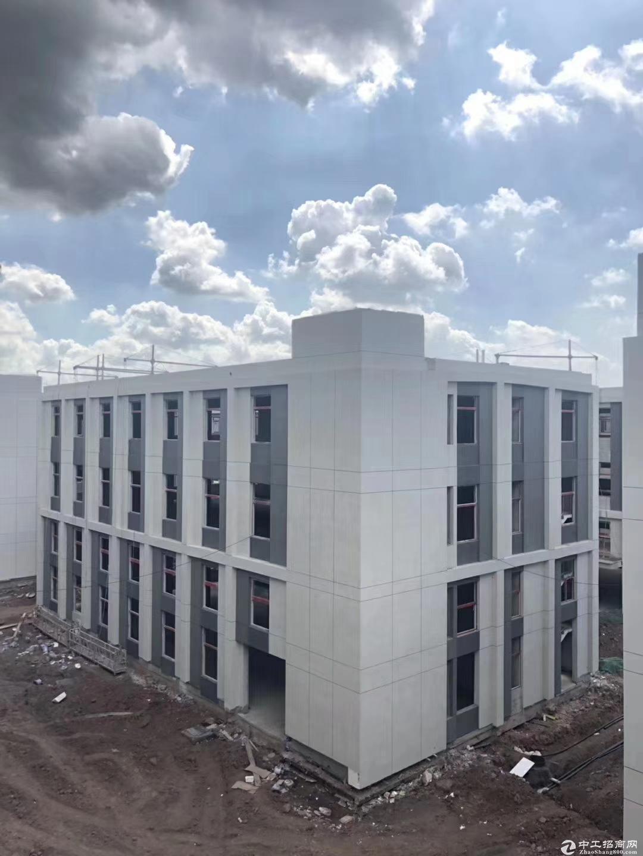 胶州上合产业新区标准独栋厂房