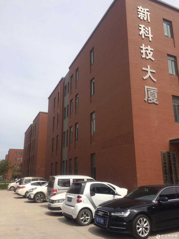 租售 郑东标准化独栋厂房 证件齐全 可办环评