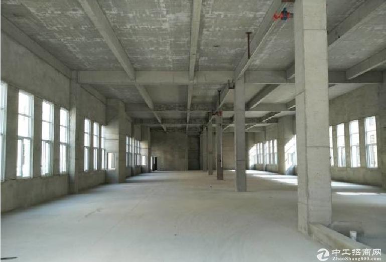 城阳即墨胶州高新区全新双层钢混厂房9米层高500~8000平面积有证有消防