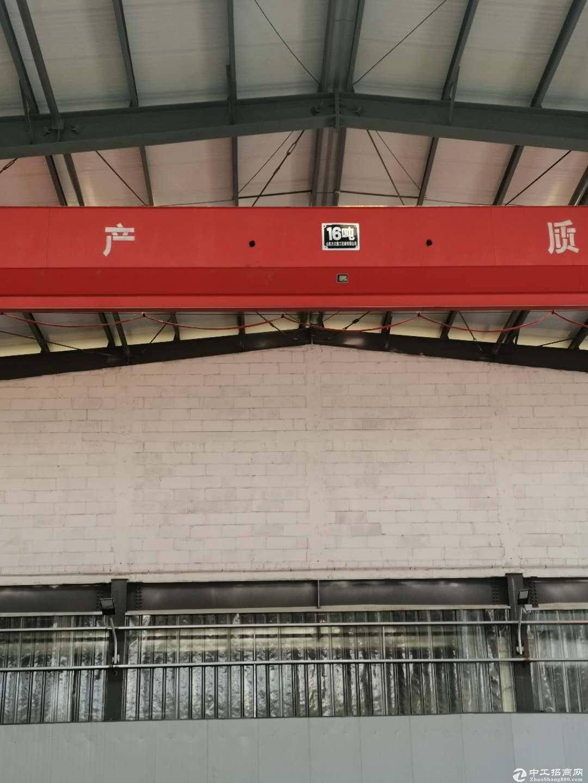 长清大学城800平轻钢结构厂房,现房租赁。-图6