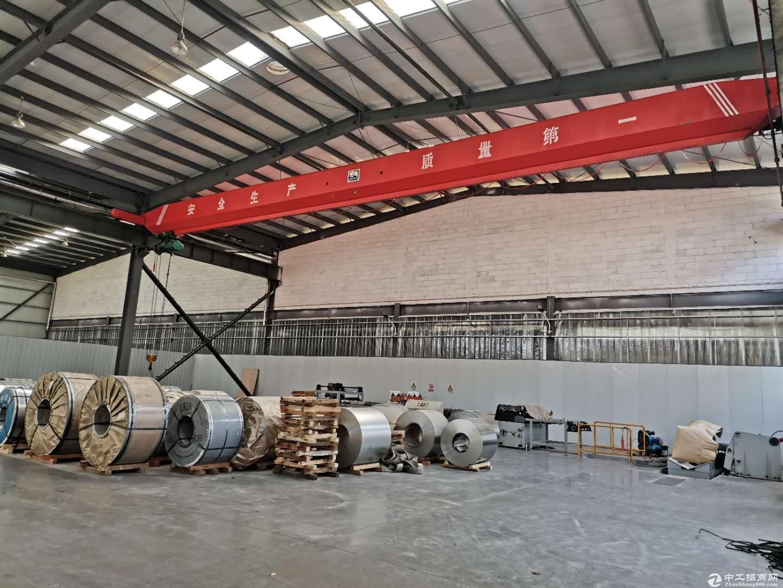 长清大学城800平轻钢结构厂房,现房租赁。-图8