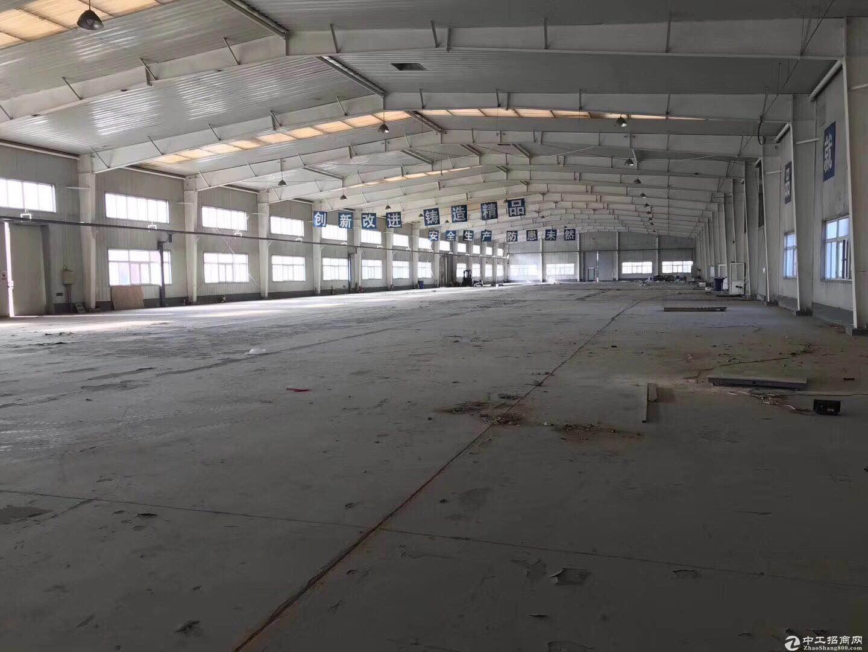 通州正规园区 9300平轻钢厂房 可注册 不拆迁图片2