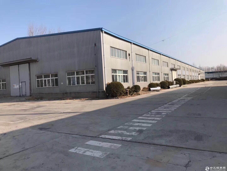 通州正规园区 9300平轻钢厂房 可注册 不拆迁图片3