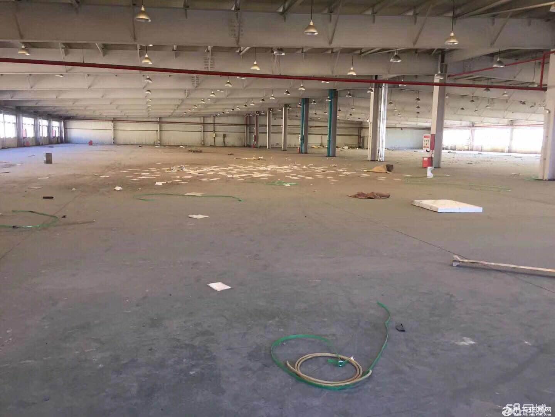 通州正规园区 9300平轻钢厂房 可注册 不拆迁