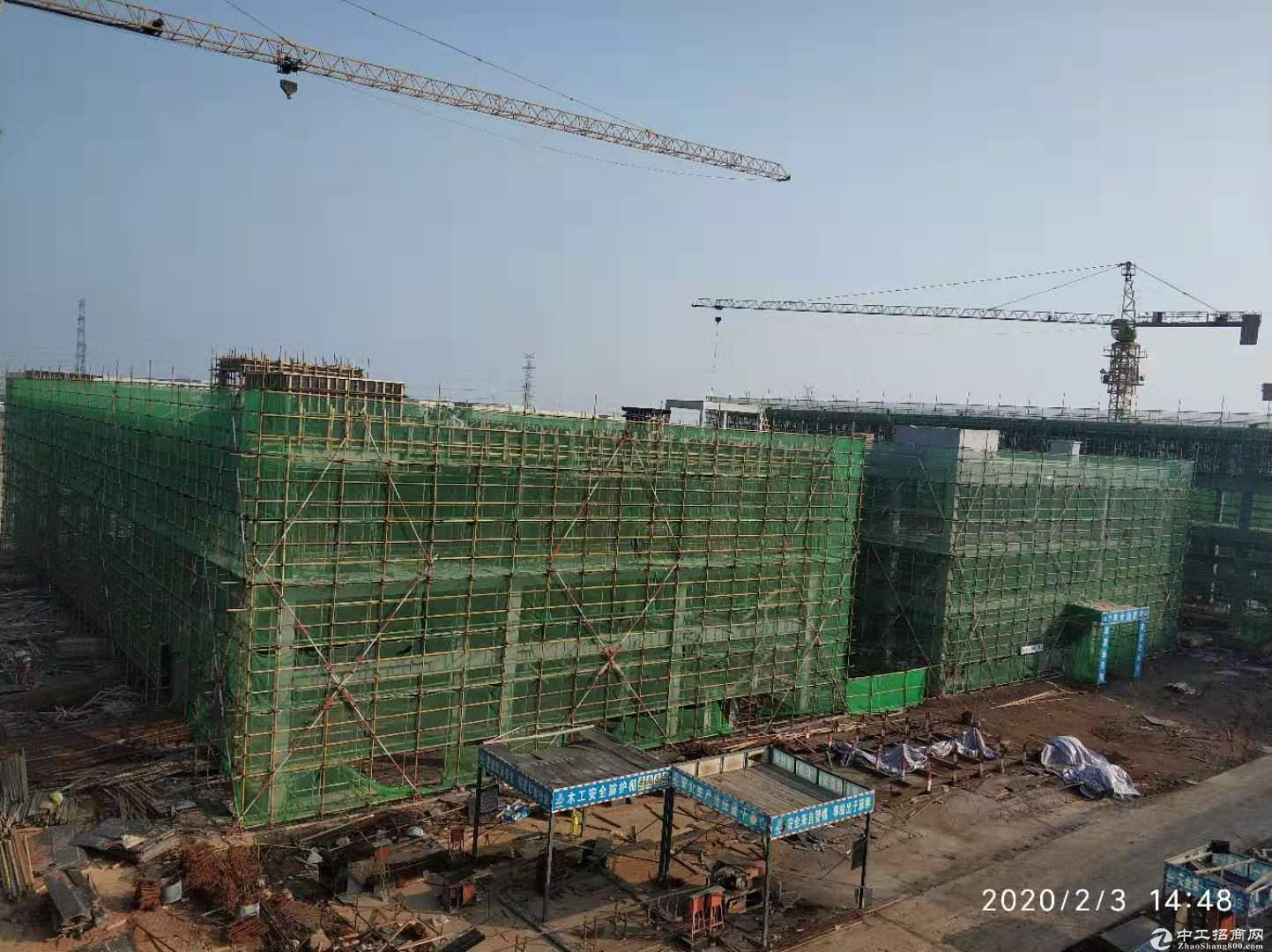 产业新区2000平米厂房,50年产权可环评贷款-图2