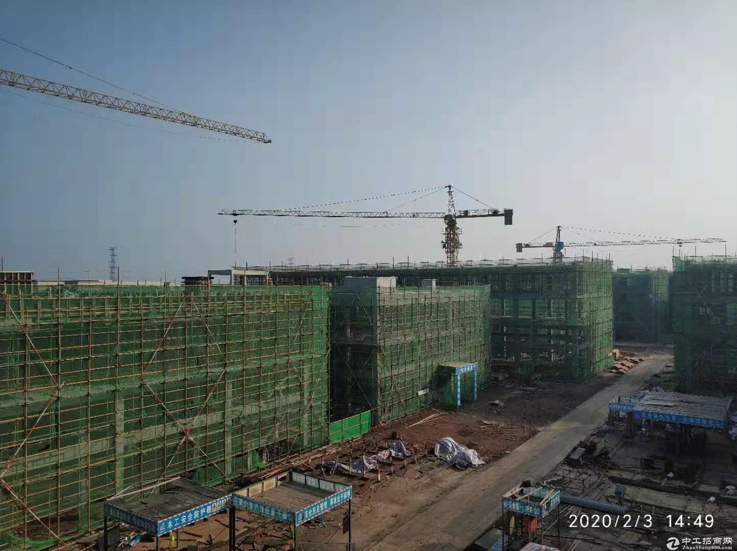 产业新区2000平米厂房,50年产权可环评贷款-图10