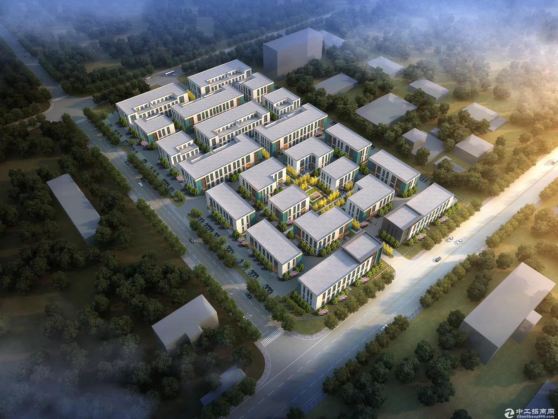 溧阳唯一产业园项目50年产权厂房独栋办公楼