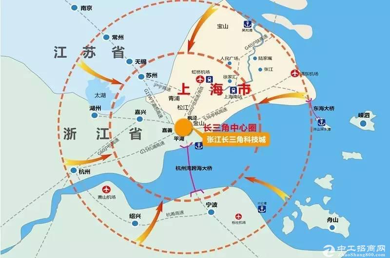 独栋产权房 (张江长三角科技城)欢迎您