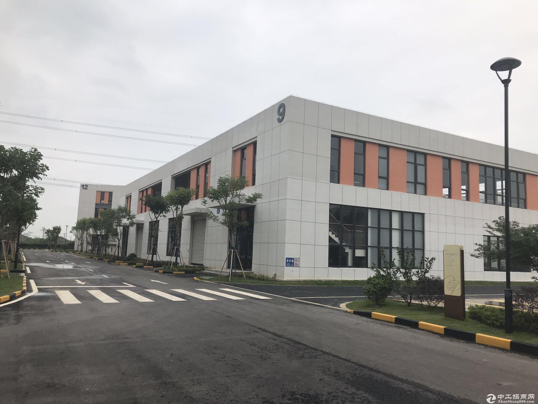 京津冀产业园圈新选项 厂房高12米