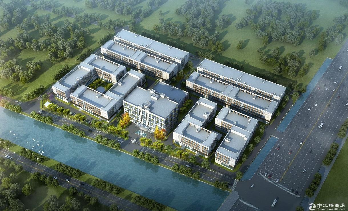车创港50年独立产权独栋厂房,1500㎡起,政府重点打造汽车产业集聚区